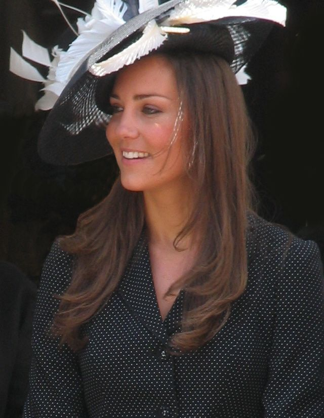 Kate Middleton depressa e stanca