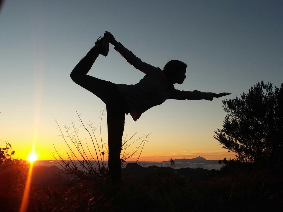 Yoga combatte ansia e stress