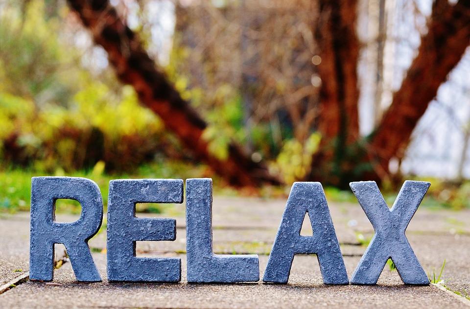Solitudine come relax