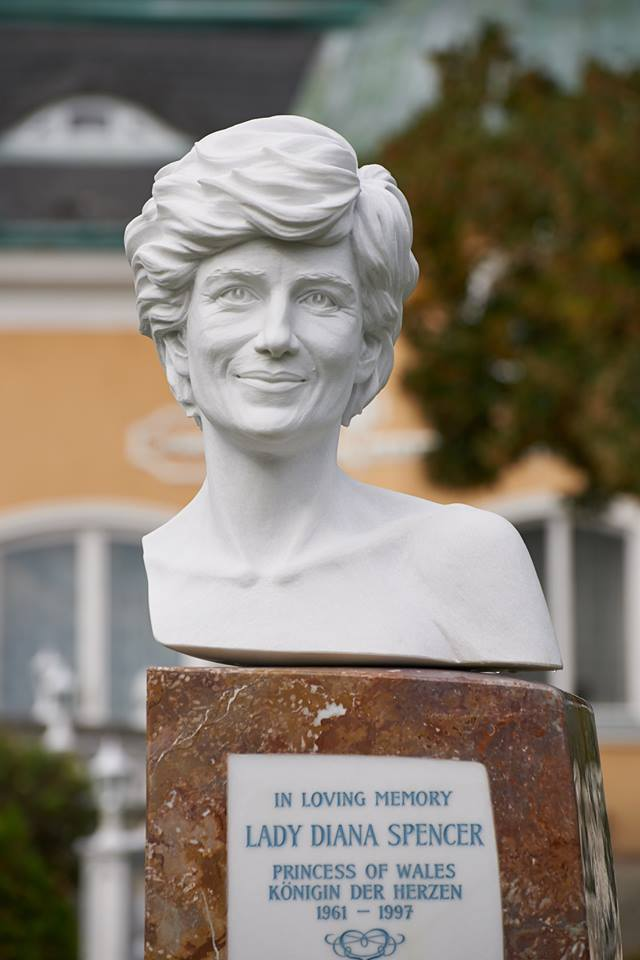 Lady Diana e la morte